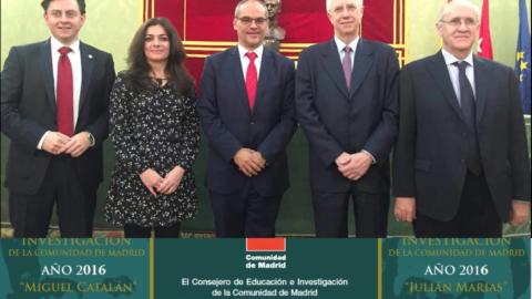 Discurso de Agradecimiento Premio Julián Marías 2016