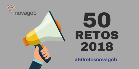 Aquí están los 50 retos de las Administraciones Públicas para 2018 #50retosnovagob