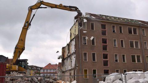 Orden de demolición, responsabilidad patrimonial y plazo de prescripción.