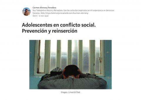 Mis artículos de análisis social