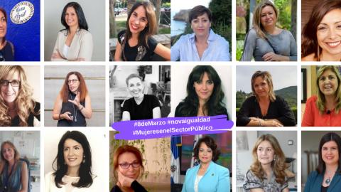 Hacia un nuevo liderazgo femenino en el Sector Público