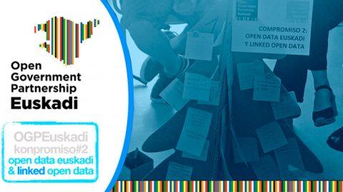 Cómo hemos articulado el compromiso 2 de la OGP Euskadi Open data Euskadi y Linked open data