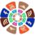 Logo del grupo Redes Sociales Digitales #RSD en el sector público